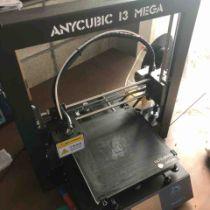 3Dプリンタの仕事